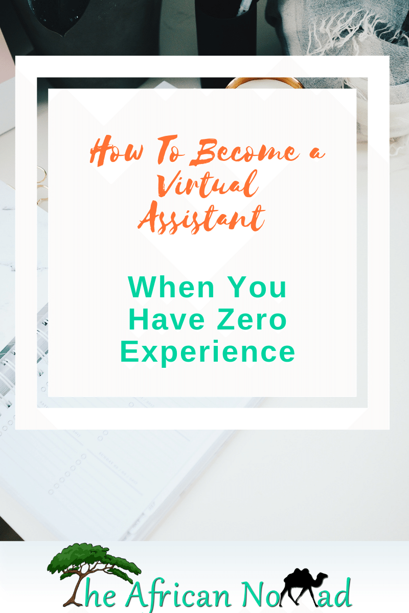 How To Become a Virtual Assistant | The African Nomad | Stella Mwangi